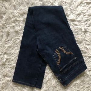 Hollister Straight Denim Jeans